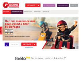 1st Central Insurance Voucher Codes