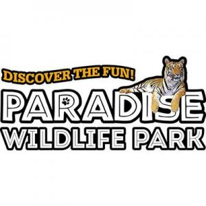 Paradise Wildlife Park Voucher Codes