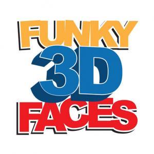 Funky 3D Faces Voucher Codes
