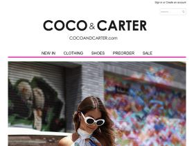 Coco & Carter Voucher Codes