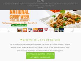 JJ Food Service Voucher Codes