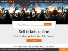 TicketSource Voucher Codes