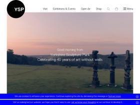 Yorkshire Sculpture Park Voucher Codes